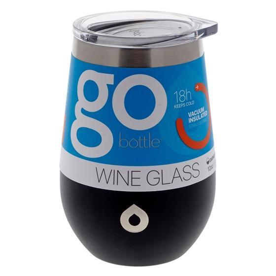 Wine Glass  Tumbler - 12 oz