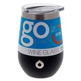Wine Glass  Tumbler - 12 oz - 0