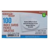 Ligned Index Cards - 0