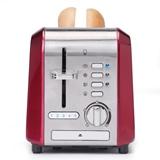 Betty Crocker Stainless Steel 4 Slice Toaster - 2