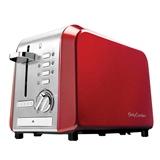 Betty Crocker Stainless Steel 2 Slice Toaster - 1