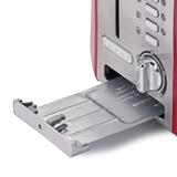 Betty Crocker Stainless Steel 2 Slice Toaster - 3