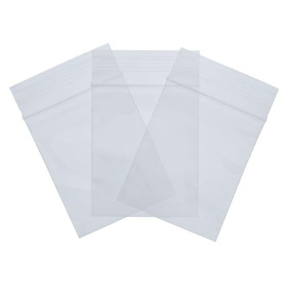 Paq. de 72 petits sacs refermables