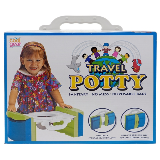 COOL GEAR Travel Potty for kids