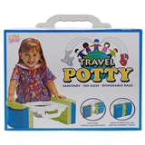 COOL GEAR Travel Potty for kids - 0