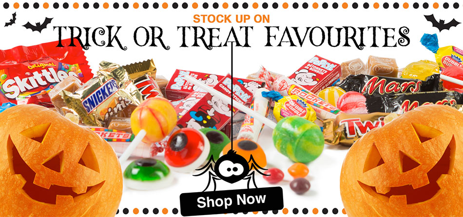 Trick or Treat Favourites