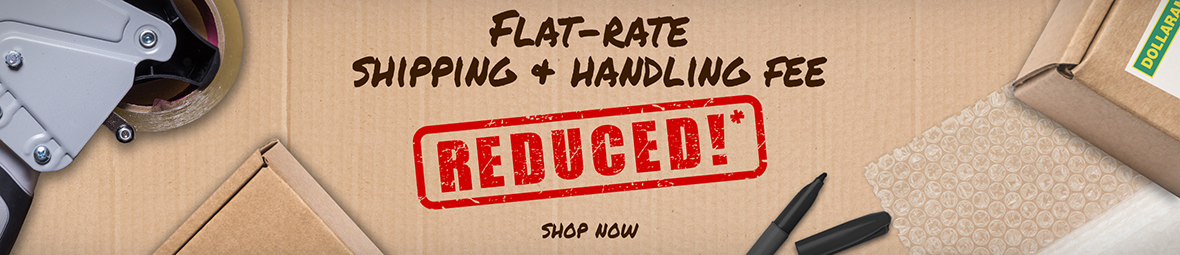 Reduced Shipping Cost